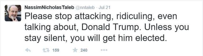 Taleb Trump 1